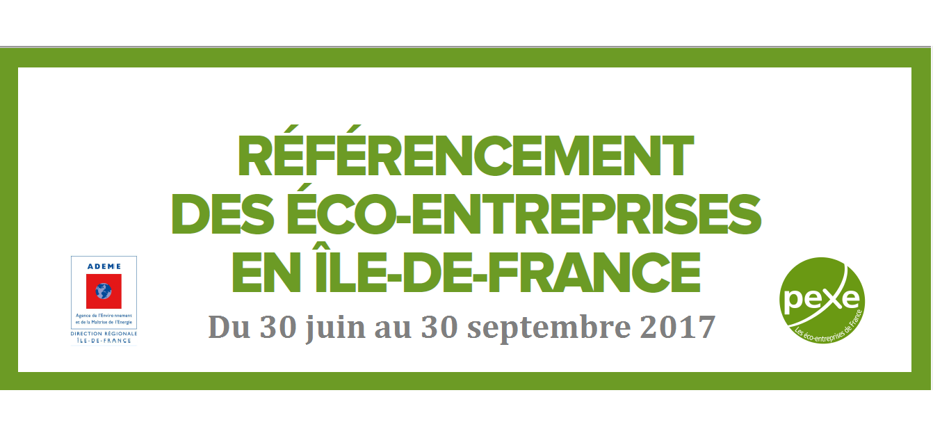Summit meetings between eco-companies and research institutes